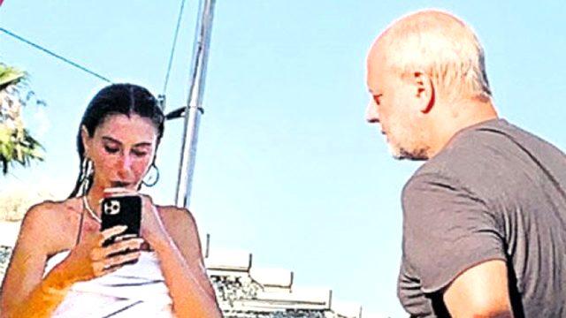 Şeyma Subaşı, Mehmet Germiyangil ile aşk yaşadığı yönündeki iddiaları sevgilisiyle fotoğraf paylaşarak yalanladı