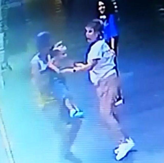 2.5 yaşındaki çocuğu kaçırmaya çalışan şüphelinin ifadesi ortaya çıktı