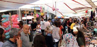Yazıkent: Asırlık pazar geleneğine 'korona virüs' molası verildi
