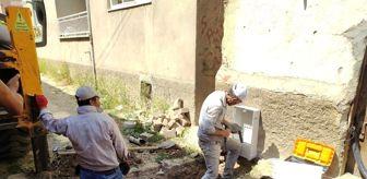 Fatih Çalışkan: Hisarcık'ta doğalgaz abone sayısı 600'e ulaştı