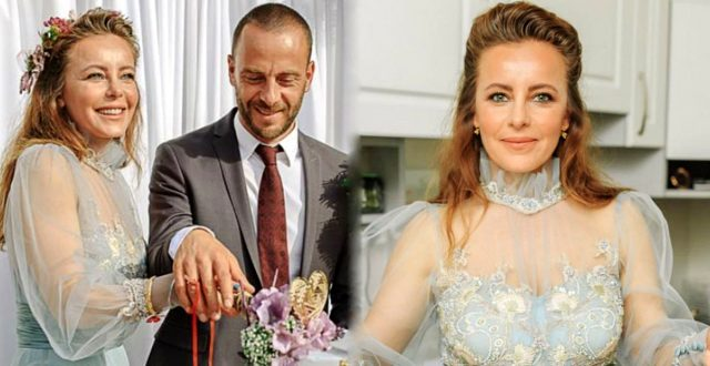Ünlü oyuncu Vildan Atasever, nişanlısı Erkan Akdemir'den ayrıldı