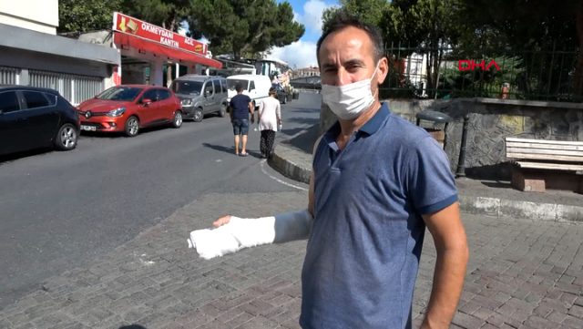 İstanbul'da Kurban Bayramı'nın ilk gününde 1153 acemi kasap, kurban kesmeye çalışırken yaralandı