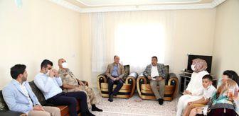 Yusuf Yaman: Son dakika haberi! Kaymakam Solak'tan şehit ailesine bayram ziyareti