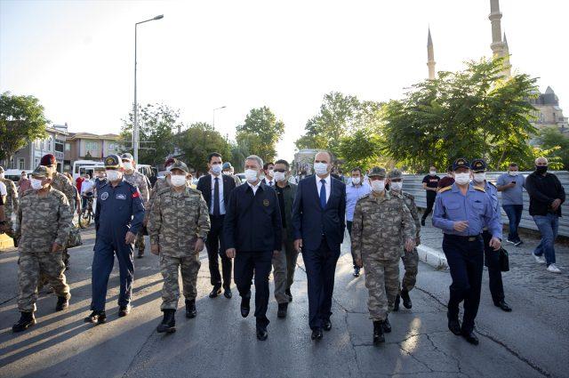 Son Dakika: Komuta kademesi bayram sabahını Edirne'de karşıladı