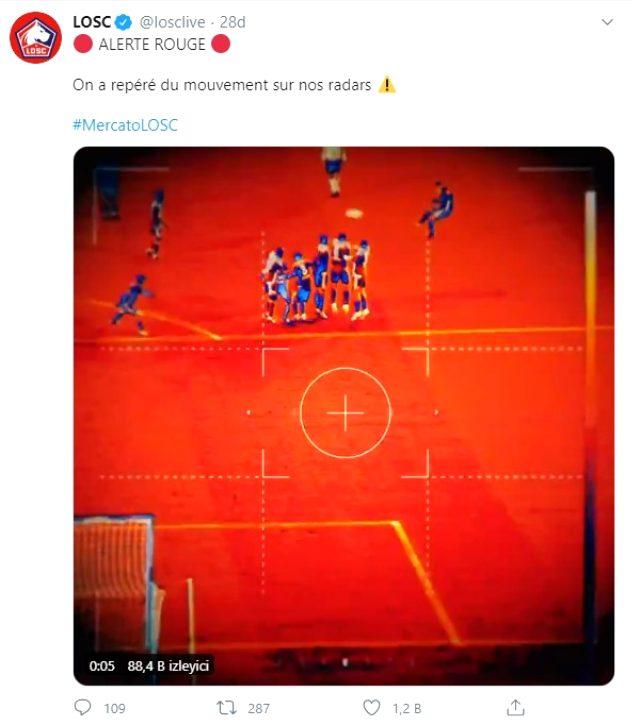 Son Dakika: Fransız kulübü Lille, Burak Yılmaz transferini resmen açıkladı