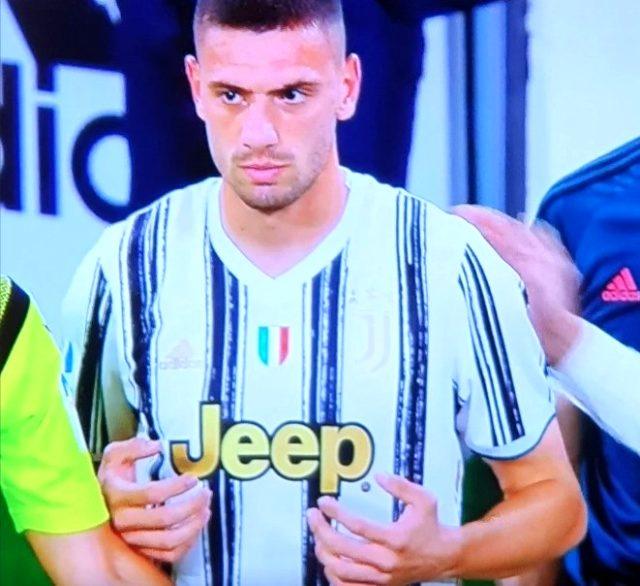 Merih Demiral, yaklaşık 7 ay sonra yine bir Roma maçıyla sahalara geri döndü