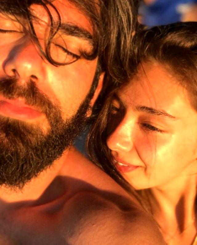 Neslihan Atagül, eşi Kadir Doğulu'yu yere göğe sığdıramadı: Hissettiklerim tarifsiz