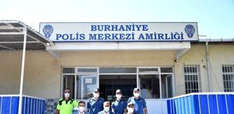 Ahmet Çelik: Balıkesir Valisi Şıldak Burhaniye'de