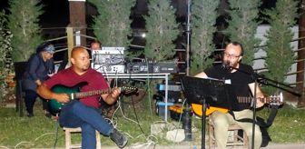 Fatih Çalışkan: Hisarcık Gençlik Parkı'nda müzik ziyafeti