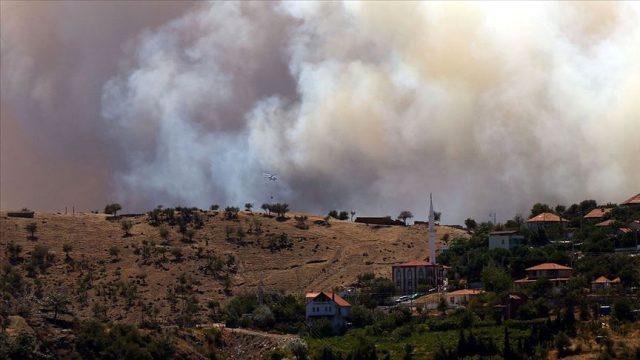 İzmir yangını nerede çıktı? İzmir yangınında ne oldu, hangi önlemler alındı? İzmir yangını ne zaman çıktı?