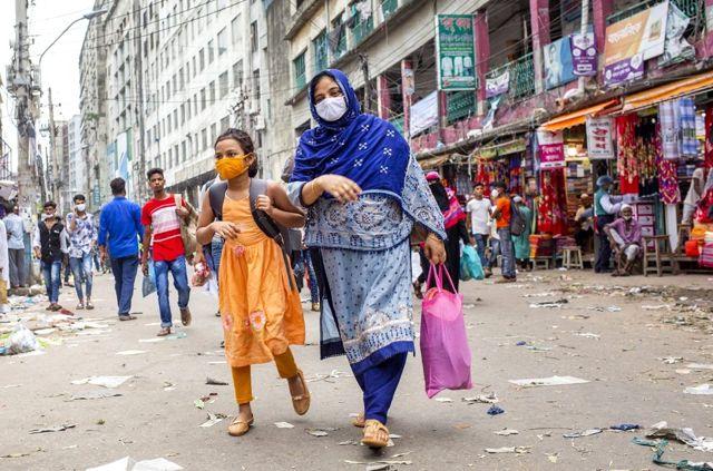 Bangladeş'te Covid-19 vaka sayısı 250 bine yaklaştı