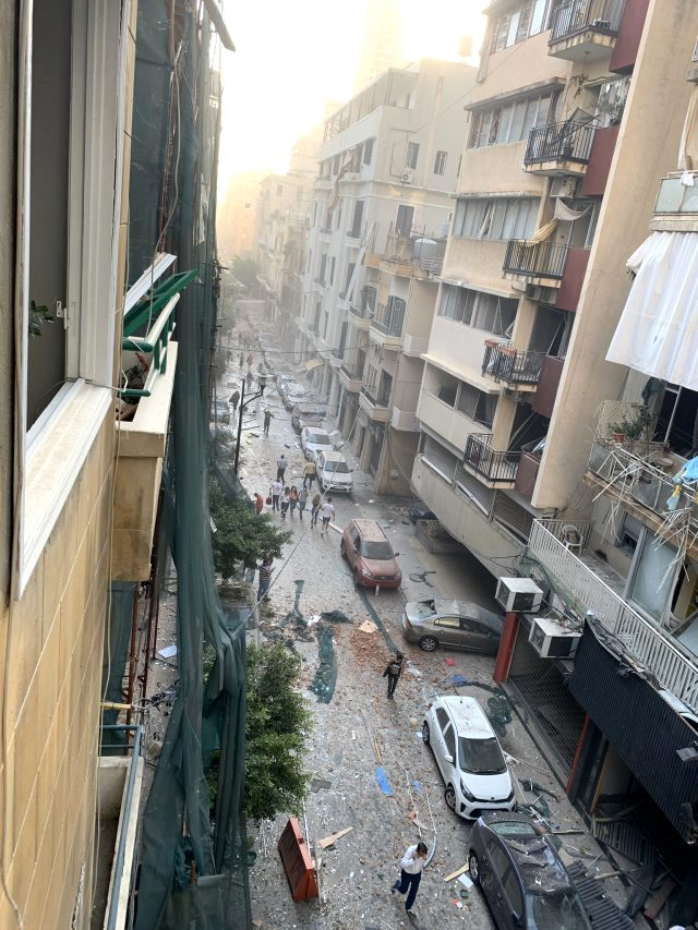 Beyrut nerede? Lübnan'ın başkenti Beyrut haritası konumu nedir? Lübnan eski lideri eski Başbakan Saad el-Hariri kimdir? Beyrut patlaması neden oldu?