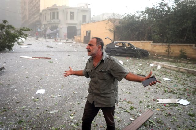 Beyrut nerede? Lübnan'ın başkenti Beyrut haritası konumu nedir? Lübnan eski lideri eski Başbakan Saad el-Hariri kimdir? mantar bulutu nedir?
