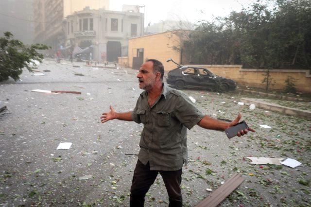 Patlamadan sonra Beyrut'ta geriye kalanlar