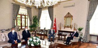 Ali Turgut: Vali Karadeniz konuklarını ağırlıyor