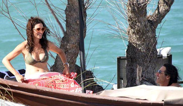 Yılmaz Erdoğan, eski eşi Belçim Bilgin'in sevgilisiyle kaldığı otele tatil yapmaya gitti