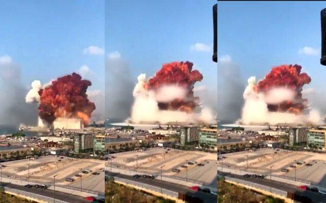 Beyrut patlamasında kaç kişi öldü? Beyrut'ta büyük patlamada kaç kişi yaralandı?