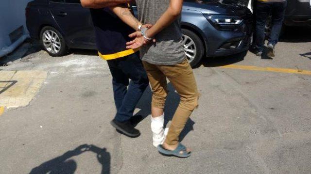 Bursa'da 10 günde 11 araç çalan hırsızlar, ekiplerden kaçmak için uçurumdan atladı