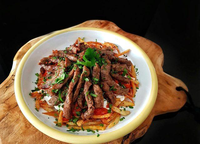 Çökertme Kebabı nedir, nasıl yapılır? Çökertme Kebabı hangi yöreye ait, tarifi ve malzemeler