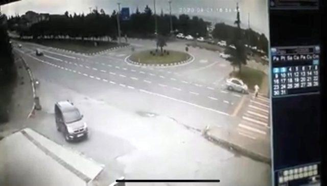 Ölüm böyle geldi...Sürücü serbest kaldı
