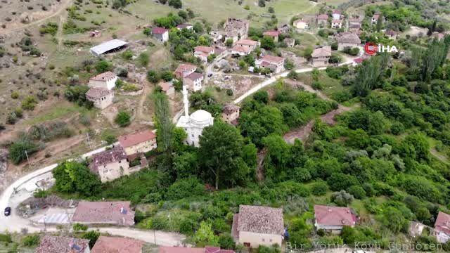 Osmanlı Devlet'inden kalma 700 yıllık Yörük köyü Günüören