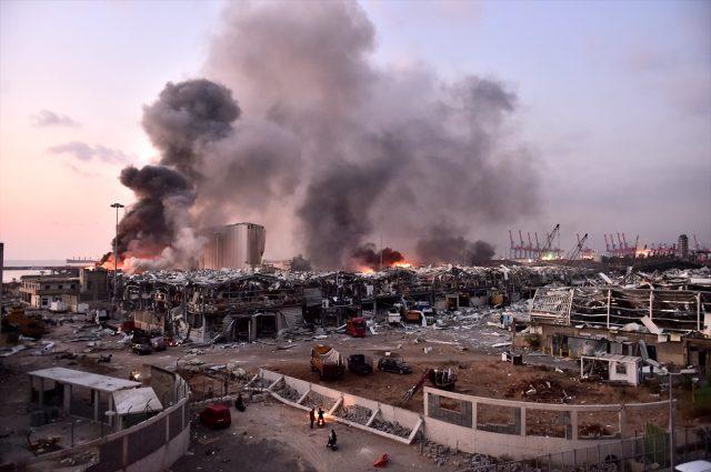 Son Dakika: Lübnan'daki patlamada yaralanan Türk vatandaşlarının sayısı 6'ya yükseldi