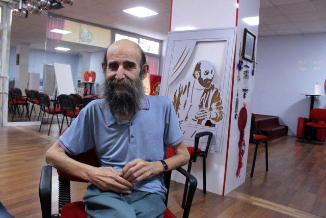 Berna Laçin'in yardım istediği Bizimkiler dizisinin Cemil'i hastaneye kaldırıldı