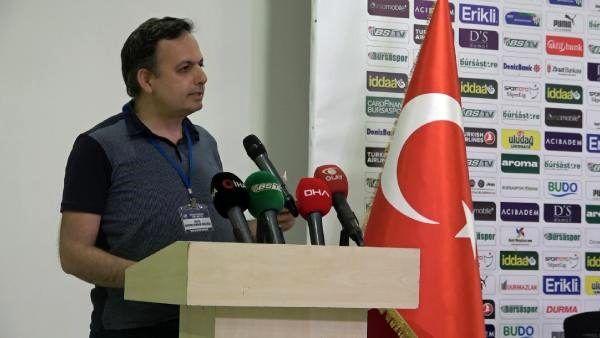 Bursaspor'da denetleme kurulu istifa etti