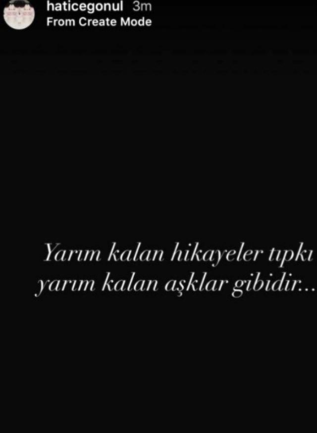 Gökhan Gönül'ün eşi Hatice Gönül'ün eşi Fenerbahçe taraftarını heyecanlandırdı