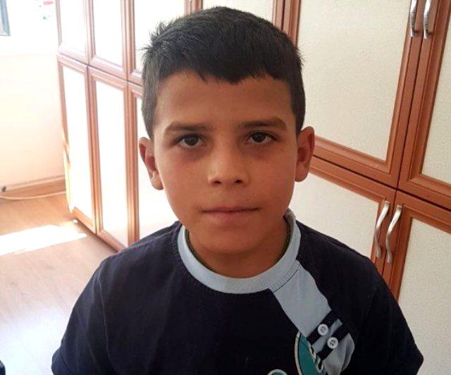 Şanlıurfa'da evinden çıktıktan sonra haber alınamayan 10 yaşındaki çocuk, Gaziantep'te ortaya çıktı