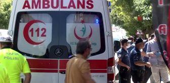 Eskişehir Osmangazi Üniversitesi: Sokak ortasında silahlı saldırı: 1 yaralı