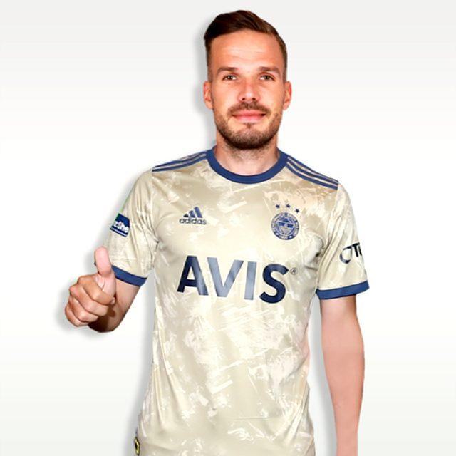 Son Dakika: Trabzonspor'dan ayrılan Filip Novak, Fenerbahçe'ye transfer oldu