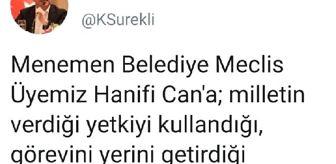 İzmir: AK Parti Meclis Üyesi, belediye çalışanları tarafından darbedildi