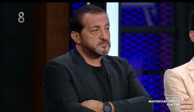 Babası vefat eden Mehmet Yalçınkaya, MasterChef'te konuşurken duygusal anlar yaşadı