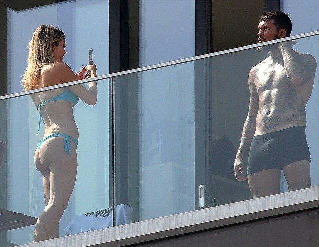 İtalyan spiker Diletta Leotta ile boksör Daniele Scardina'nın ilişkisi sona erdi