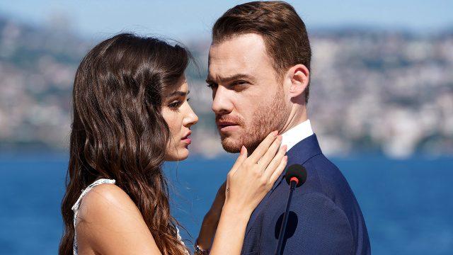 Kerem Bürsin, Hande Erçel ile aşk yaşadığı yönündeki haberlere açıklık getirdi