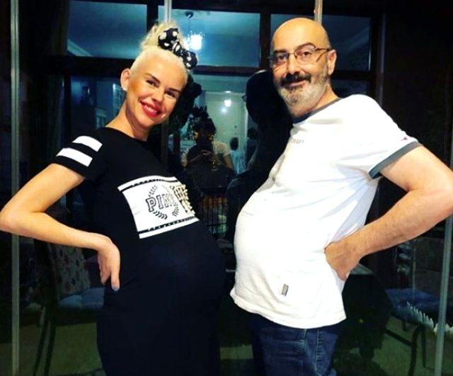 Oyuncu İpek Tanrıyar, 45 günde eridi! Tüm hamilelik kilolarını verdi