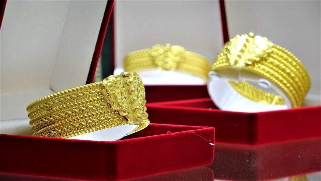 Özel olarak yapılan Tokat bileziği, altın fiyatlarının yükselmesiyle 20 bin lira zamlandı