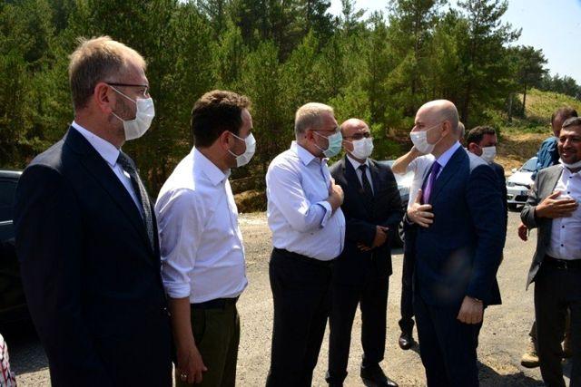 Ulaştırma ve Altyapı Bakanı Karaismailoğlu:
