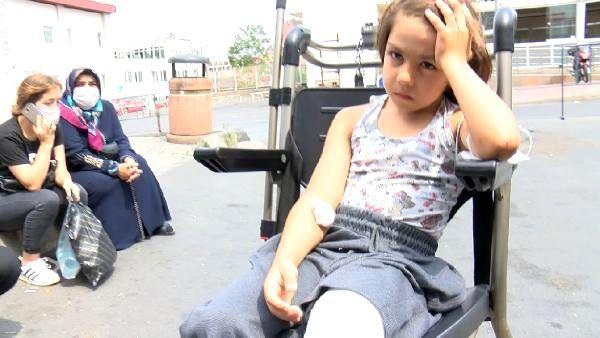 Otobüs kazasında bacağı kırılan 7 yaşındaki Efe, o anları anlattı: Bütün insanlar yaralıydı