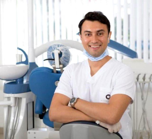 Diş hekimini darbettiği iddia edilen hasta asıl darbedilenin kendisi olduğunu söyledi