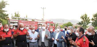 Şükrü Başdeğirmen: Isparta Belediyesi'nden yangınlara erken müdahale için yeni hamle
