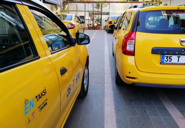 Son Dakika: İzmir'de taksi ücretlerine zam geldi