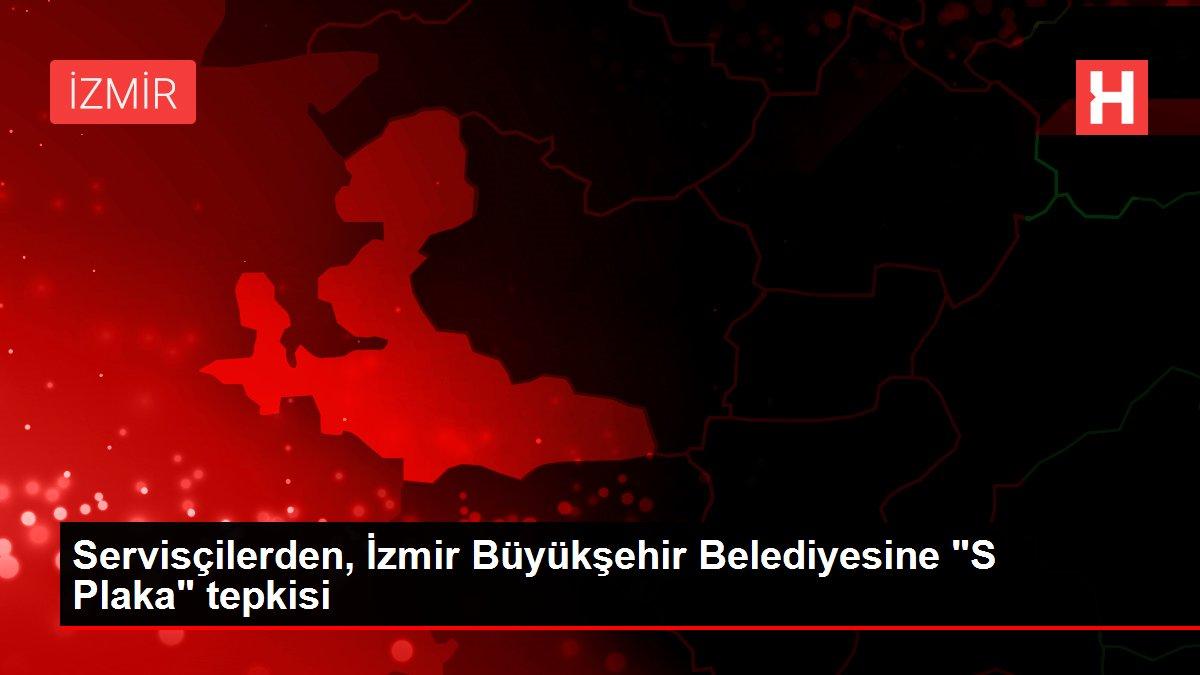 Servisçilerden, İzmir Büyükşehir Belediyesine