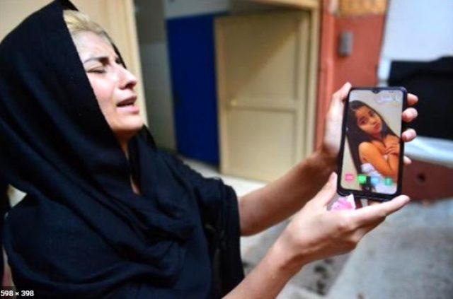Kocasının ve kızının cenazelerini teslim alan anne feryat etti: Keşke ben ölseydim