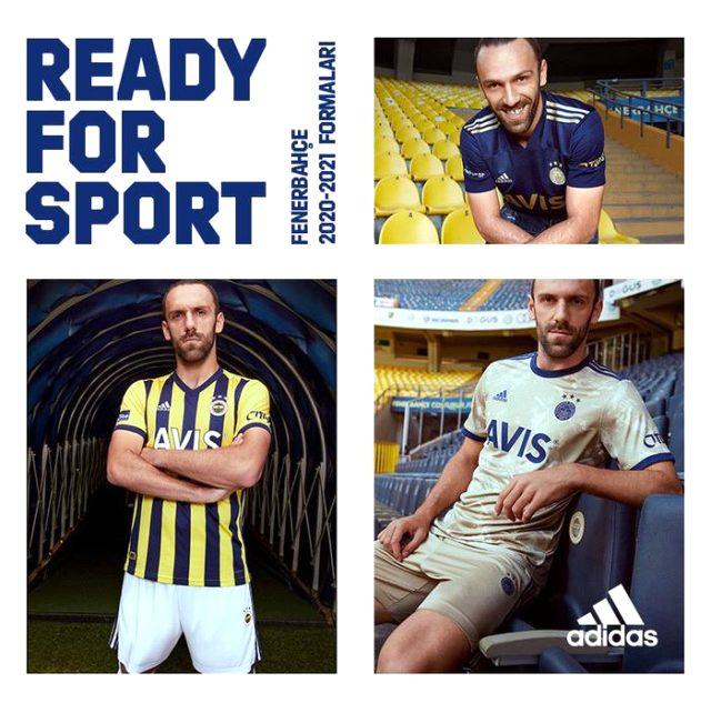 Fenerbahçe yeni sezon formaları satışa çıktı! İşte, Fenerium 2020-2021 yeni sezon Fenerbahçe forması! 2020-20201 FB forma tasarımları tanıtıldı!