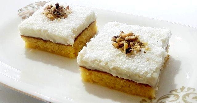 Gelin pastası tarifi, gelin pastası nasıl yapılır? Gelin pastası kaç kalori?