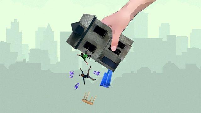 ABD'de milyonlarca kiracı neden ev ve işyerlerinden çıkarılma korkusuyla yaşıyor?