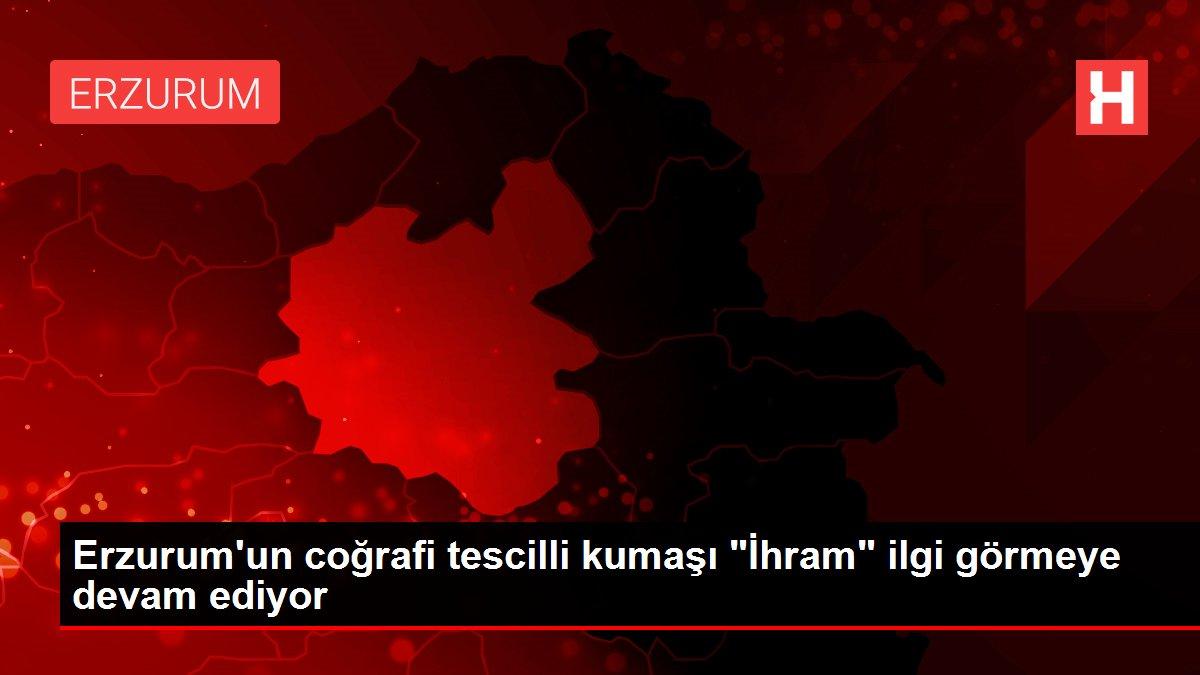 Erzurum'un coğrafi tescilli kumaşı