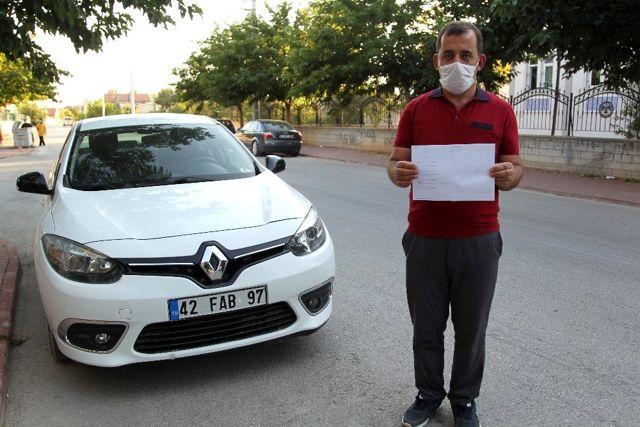 Hiç geçmediği İstanbul'daki köprüden 9 kez ceza yiyen aracın cezası durduruldu